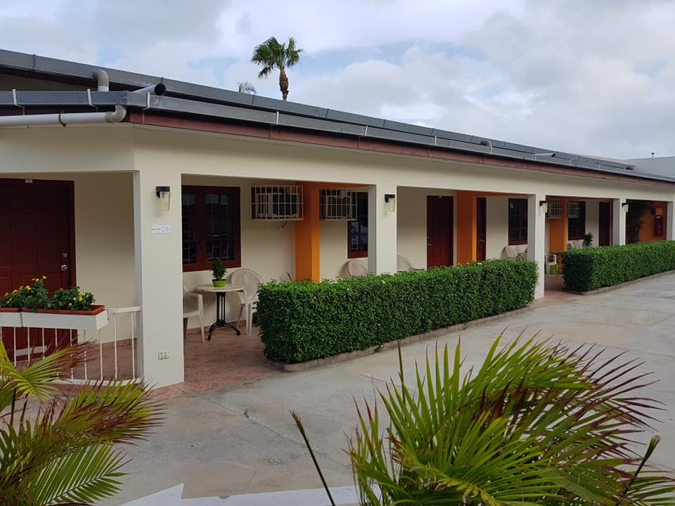 Suites | Aruba Quality Apartments