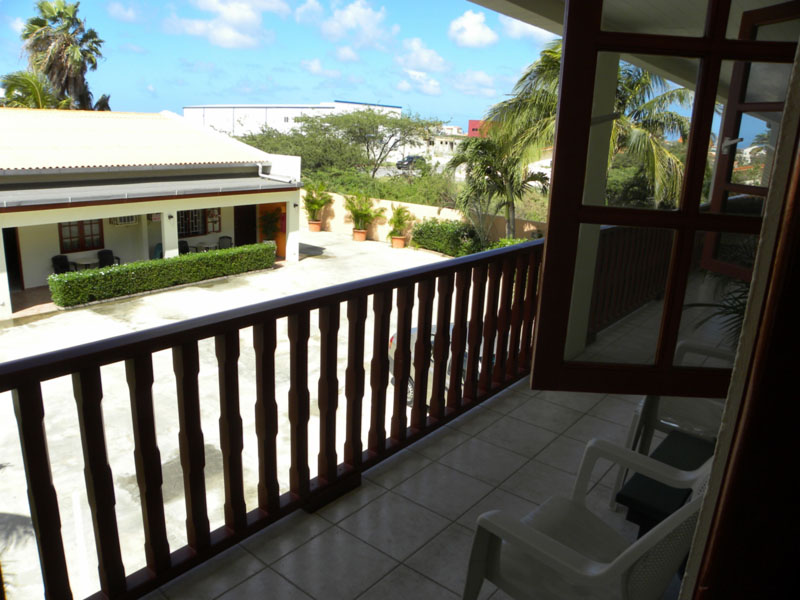 Outside 1 Aruba Quality Apartments
