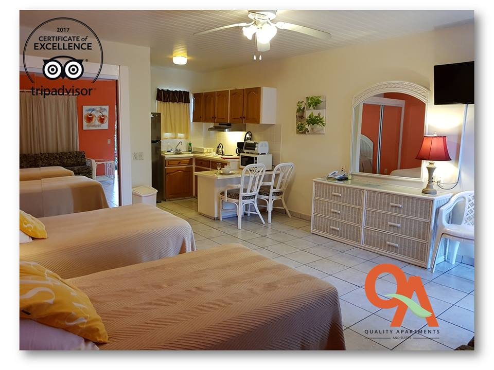 Gallery | Aruba Quality Apartments